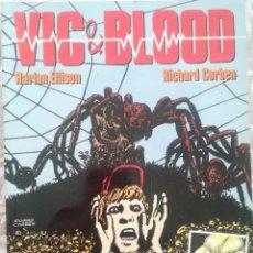 Comics : VIC & BLOOD HARLAN ELLISON RICHARD CORBEN CIMOC EXTRA COLOR 72. Lote 214757216