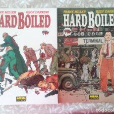 Cómics: HARD BOILED 2 Y 5. Lote 214851448