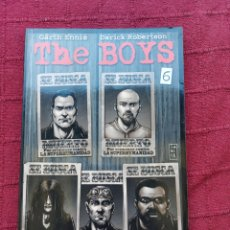Cómics: THE BOYS TOMO NUMERO 6 COMIC NORMA EDITORIAL-GARTH ENNIS-DARICK ROBERTSON. Lote 215023606