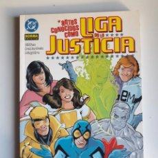 Cómics: TOMO JLA. ANTES CONOCIDOS COMO LIGA DE LA JUSTICIA. EXCELENTE ESTADO. Lote 215052981