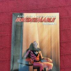 Cómics: IRREDEEMABLE VOLUMEN 3 COMIC NORMA EDITORIAL. Lote 215078608