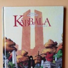 Cómics: KÁBBALA, 3. OTOÑO - GRÉGORY CHARLET. Lote 215143673