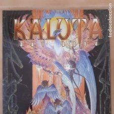 Cómics: KALUTA ART BOOK - MIKE KALUTA - NORMA EDITORIAL- DESCATALOGADO.. Lote 215278433