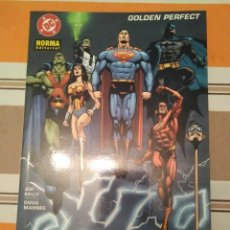 Cómics: GOLDEN PERFECT JLA DC COMIC NORMA. Lote 215408507