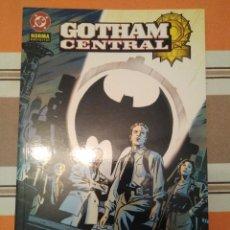Cómics: GOTHAM CENTRAL DC COMIC - EN LA LINEA DEL DEBER - NORMA. Lote 215408572