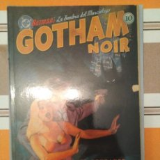 Cómics: GOTHAM NOIR 10 BATMAN DC COMIC. Lote 215411502