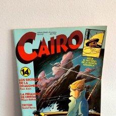 Cómics: CAIRO 14. Lote 215484142