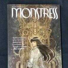 Comics : MONSTRESS - VOLUMEN UNO - DESPERTAR - NORMA -. Lote 215542518
