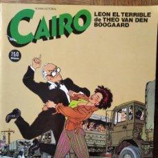 Cómics: CAIRO TOMO RETAPADO CON LOS NUMEROS 46, 47 & 48. Lote 215879685