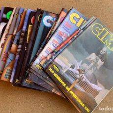 Cómics: CIMOC . NORMA EDITORIAL . 26 NUMEROS .. Lote 216509280