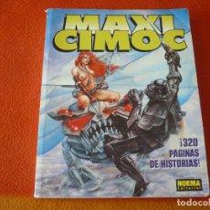 Cómics: MAXI CIMOC TOMO 2 ( INCLUYE LOS NºS 44 51 32 42) NORMA. Lote 216644623