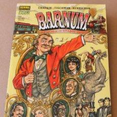 Comics: BARNUM - AL SERVICIO DE LOS EEUU – NORMA 2004 VERTIGO 263 – HOWARD CHAYKIN - NUEVO (PRECINTADO). Lote 254120865