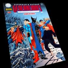 Cómics: DE KIOSCO SUPERMAN Y BATMAN GENERACIONES 3 UN CUENTO IMAGINARIO TOMO NORMA. Lote 216967655