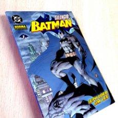 Cómics: EXCELENTE ESTADO SILENCIO BATMAN 1 TOMO NORMA. Lote 216971912