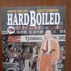 Cómics: HARD BOILED #1 - COLECCIÓN MADE IN THE USA Nº 2 - FRANK MILLER - GEOFF DARROW, NORMA 1991. Lote 217004192