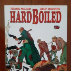 Cómics: HARD BOILED #2 - COLECCIÓN MADE IN THE USA Nº 5 - FRANK MILLER - GEOFF DARROW, NORMA 1991. Lote 217004818