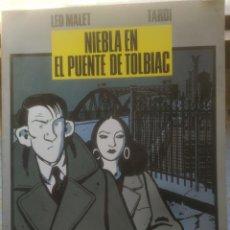 Cómics: NORMA BN 3 – L MALET / J TARDI – NIEBLA EN EL PUENTE DE TOLBIAC -. Lote 217107440