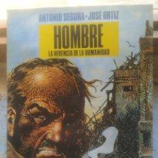 Cómics: HOMBRE LA HERENCIA DE LA HUMANIDAD COLECCION B Y N NORMA EDITORIAL. Lote 217108017