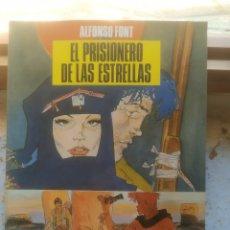 Cómics: EL PRISIONERO DE LAS ESTRELLAS - ALFONSO FONT - NORMA - 1985 - - TAPA BLANDA. Lote 217111818