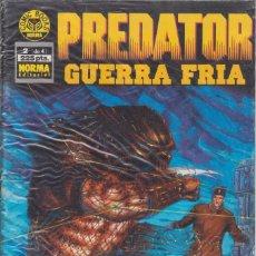 """Cómics: CÓMIC PREDATOR """"GUERRA FRIA"""" Nº 2 (DE 4) ED, NORMA. Lote 217343166"""