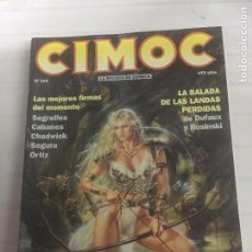 Cómics: NORMA CIMOC NUMERO 164 BUEN ESTADO. Lote 217531695