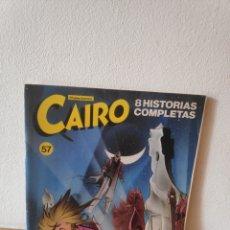 Cómics: CAIRO 57 8 HISTORIAS COMPLETAS. Lote 217615111