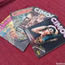 Cómics: COMIC CIMOC LOTE DE 4 NUMEROS,CIMOC 95 ,CIMOC 101,CIMOC 102,CIMOC 110. Lote 217632296