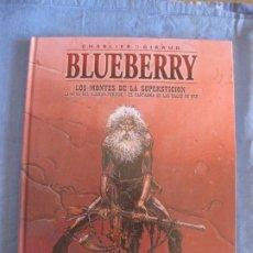 Cómics: BLUEBERRY LOS MONTES DE LA SUPERTSTICION. ESPECIAL LA PELICULA CON DVD Y POSTER.. Lote 217662837