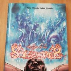 Cómics: LA LOGIA DE LOS SOÑADORES (FIDEU CIFUENTES & ORTEGO PONSODA). Lote 217701408