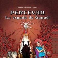Cómics: PERCEVAN Nº 03 - LAS ESPADA DE GANAËL (NORMA EDITORIAL). Lote 217841177