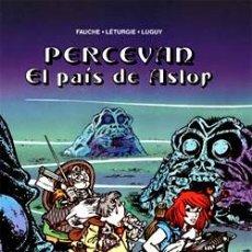 Cómics: PERCEVAN Nº 04 - EL PAÍS DE ASLOR (NORMA EDITORIAL). Lote 217841355