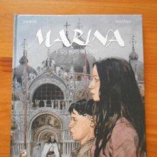 Cómics: MARINA Nº 1 - LOS HIJOS DEL DUX - ZIDROU, MATTEO - NORMA EDITORIAL - TAPA DURA (X1). Lote 217885098