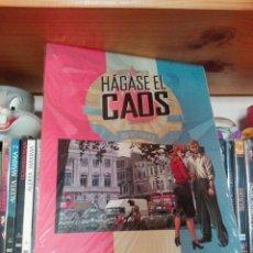 Comics: HAGASE EL CAOS SERIE COMPLETA 2 TOMOS NORMA. Lote 217918023