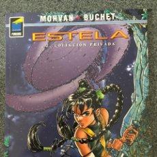 Comics: ESTELA 2 - COLECCIÓN PRIVADA - COLECCIÓN PANDORA Nº 91 - 1ª EDICIÓN - NORMA - 2001 - ¡NUEVO!. Lote 218002893