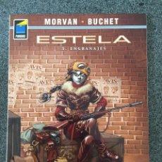 Comics: ESTELA 3 - ENGRANAJES - COLECCIÓN PANDORA Nº 93 - 1ª EDICIÓN - NORMA - 2002 - ¡NUEVO!. Lote 218003407