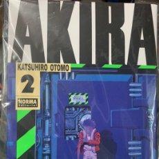 Cómics: AKIRA 2 EDICIÓN ORIGINAL NORMA COMICS. Lote 218006165