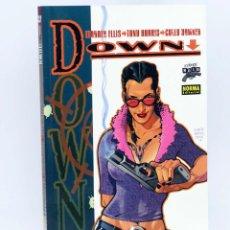 Cómics: COMIC NOIR 27. DOWN (WARREN ELLIS / TONY HARRIS) NORMA, 2007. OFRT ANTES 10E. Lote 218066335