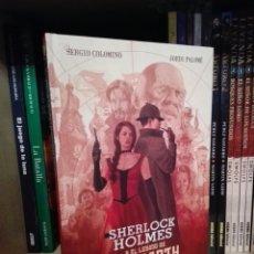 Cómics: SHERLOCK HOLMES Y EL LEGADO DE MORIARTY NORMS. Lote 218082845