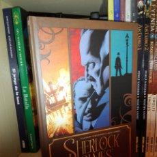 Cómics: EL JUICIO DE SHERLOCK HOLMES TOMO PANINI. Lote 218083086
