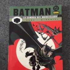 Cómics: BATMAN - LA SOMBRA DEL MURCIELAGO 1 - HAMA / MCDANIEL - NORMA - 2004 - ¡NUEVO!. Lote 218096078