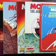 Cómics: EL MUNDO DE EDENA - COMPLETA - 6 COMICS - MOEBIUS. Lote 218187732
