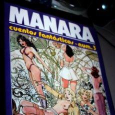 Cómics: CUENTOS FANTÁSTICOS #3 ( DE MILO MANARA.).-MBE-. Lote 218190098