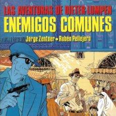 Comics : LAS AVENTURAS DE DIETER LUMPEN: ENEMIGOS COMUNES. PEDIDO MÍNIMO EN CÓMICS: 4 TÍTULOS. Lote 218213387