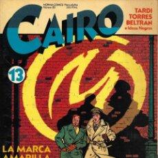 Cómics: CAIRO Nº 13. PEDIDO MÍNIMO EN CÓMICS: 4 TÍTULOS. Lote 218214875