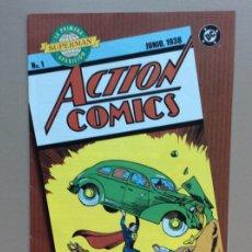 Cómics: SUPERMAN-ACTION COMICS. Lote 218268095