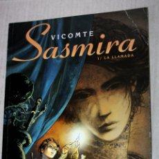 Cómics: SASMIRA 1 :LA LLAMADA ( DE VICOMTE).CIMOC EXTRA COLOR Nº 152.. Lote 218273510