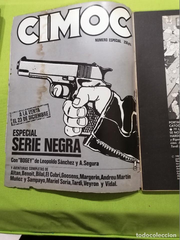 Cómics: CAIRO Nº 2 ** ACCION CATODICA ** NORMA - Foto 3 - 218275308