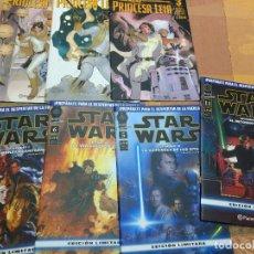 Cómics: STAR WARS, LOTE DE 7 COMICS -PLANETA AGOSTINI. Lote 218325971
