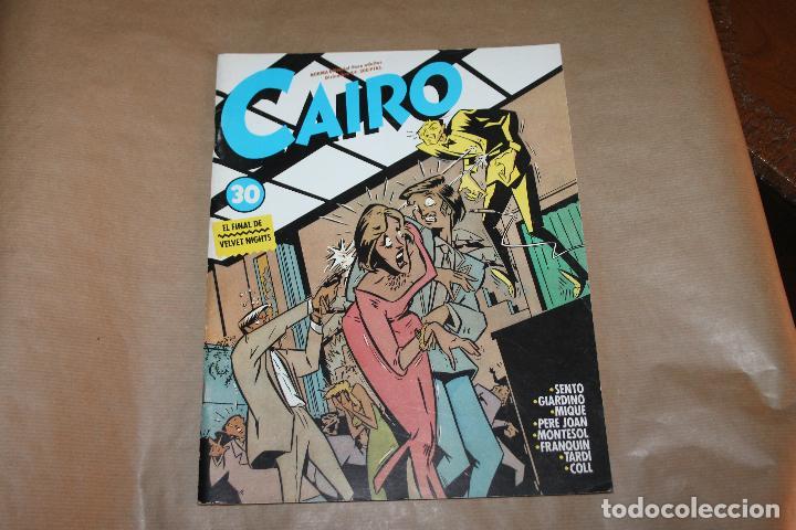 CAIRO Nº 30, NORMA EDITORIAL (Tebeos y Comics - Norma - Cairo)