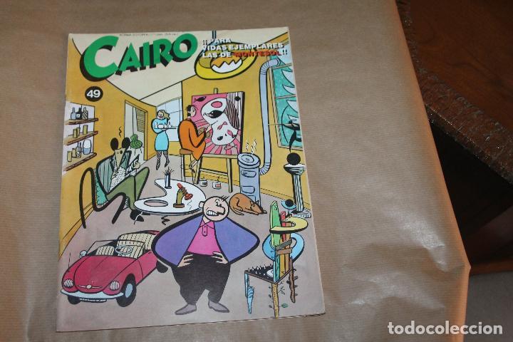 CAIRO Nº 49, NORMA EDITORIAL (Tebeos y Comics - Norma - Cairo)